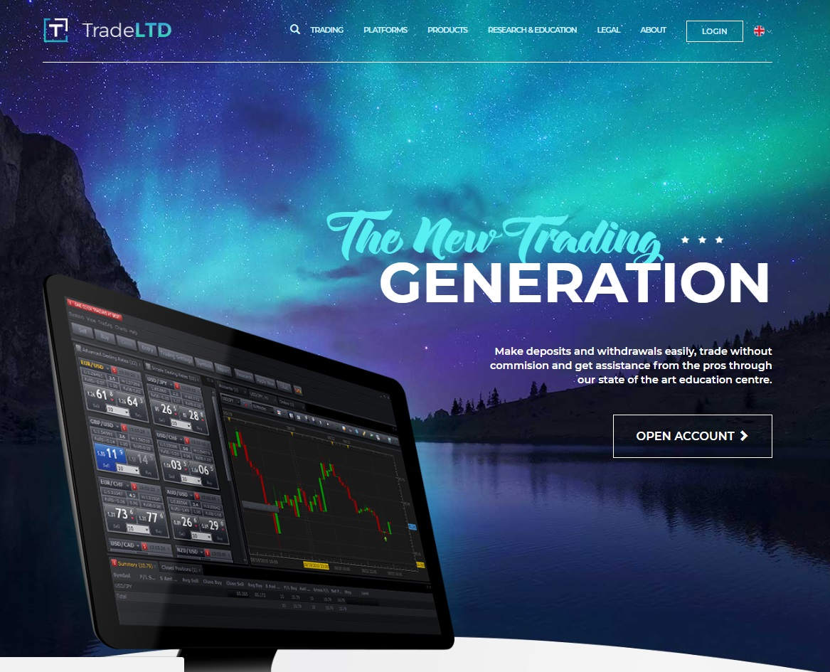 TradeLTD Review