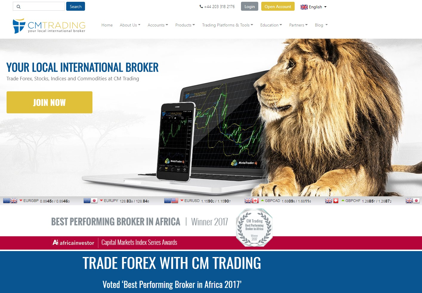 CM Trading Review - Broker Platform, Leverage, Signals, License, Deposits, Withdrawals | Hot ...